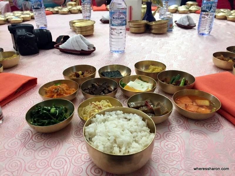 eating in pyongyang