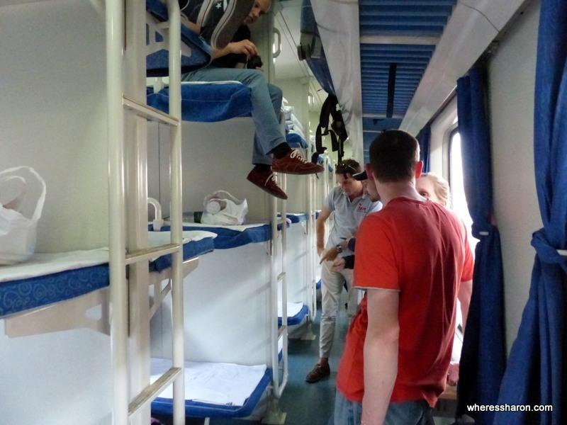 The train to Pyongyang