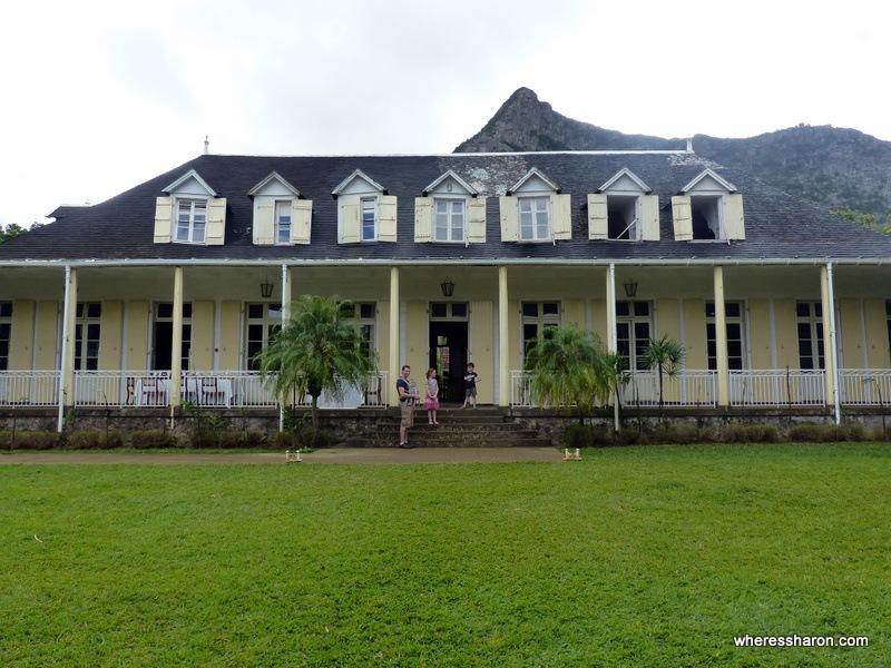 Eureka mauritius places of interest