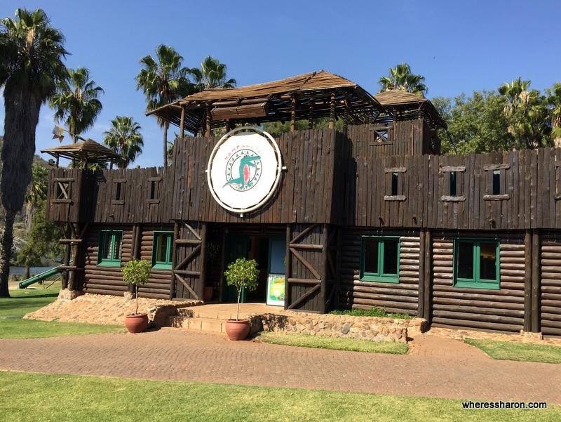 Kamp Kwena: sun city south africa activities
