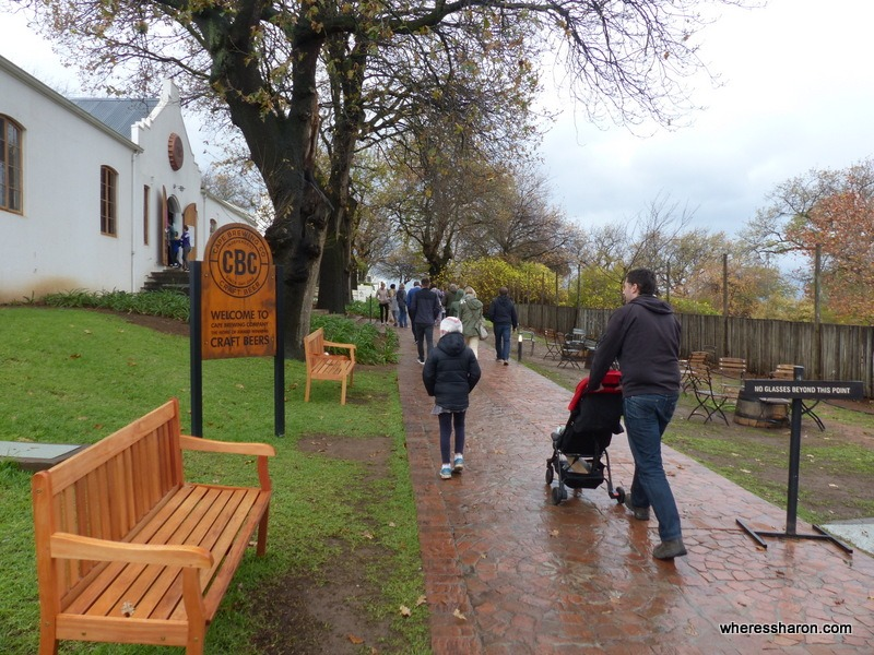 Spice Route Paarl activities in cape town for family