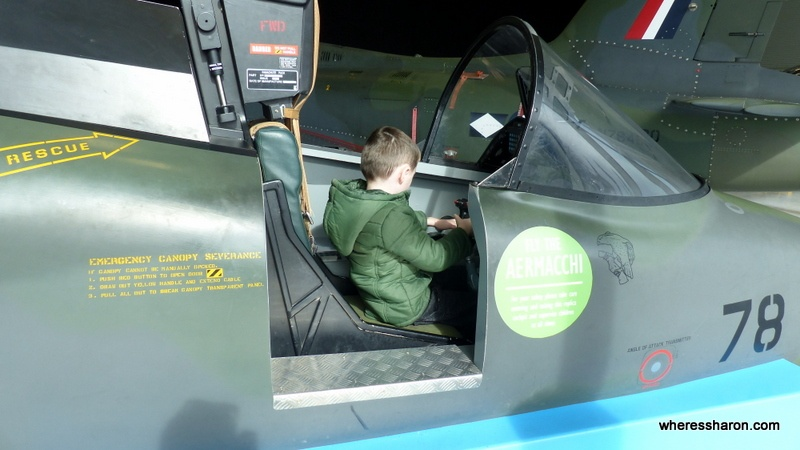 what to see in christchurch new zealand at Air Force Museum