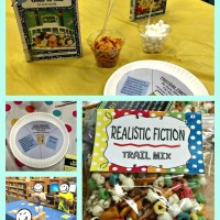 How to Throw a Book Tasting For 2nd Graders