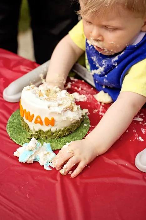 First Birthday Smash Cake