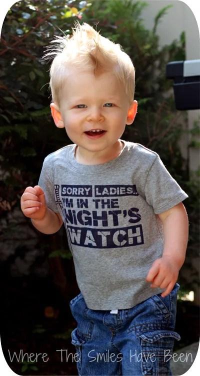 Game of Thrones Tshirt