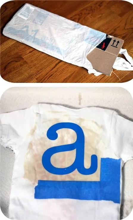 Inkodye Shirt Prep