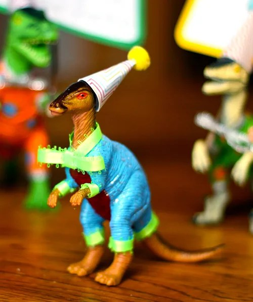 Party Dinosaurs