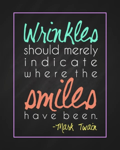 Where The Smiles Have Been Free Printable