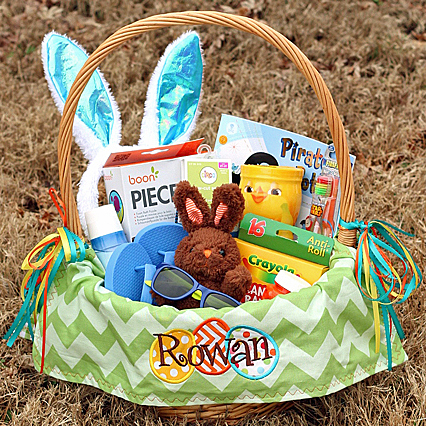 Over 100 easter basket ideas for toddlers negle Choice Image