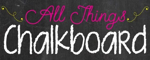 All The Chalkboard: The Series | Where The Smiles Have Been