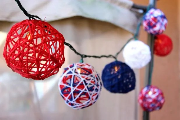 20 Patriotic Craft and Decoration Ideas! | Where The Smiles Have Been