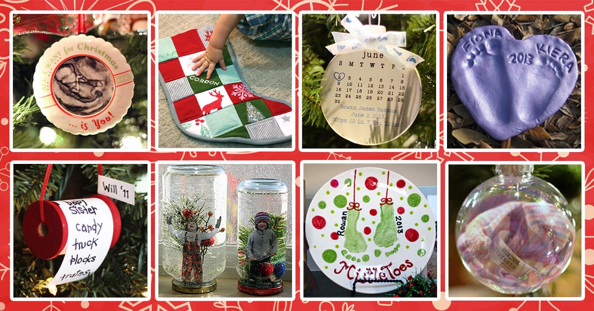 795711687b508 21 Christmas Keepsakes for Kids!