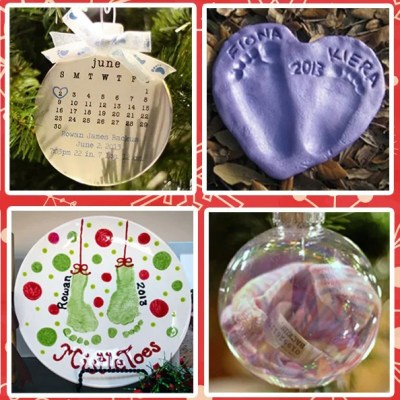 21 Christmas Keepsakes for Kids!