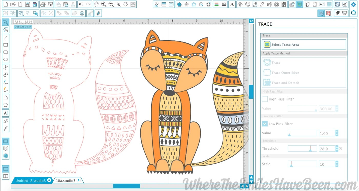 It is a picture of Silhouette Printable Heat Transfer regarding walmart com