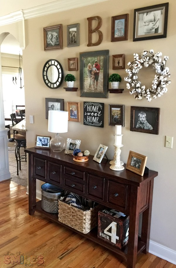 Modern Farmhouse Wall Reveal Smiles
