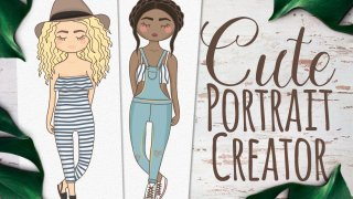 Cute Portrait Creator (Female)