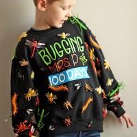 100 Days of School Shirt Idea: 'Bugging' My Teacher