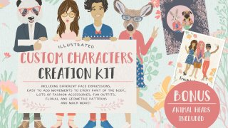 Custom Characters Creation Kit