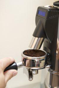 macinatura caffè
