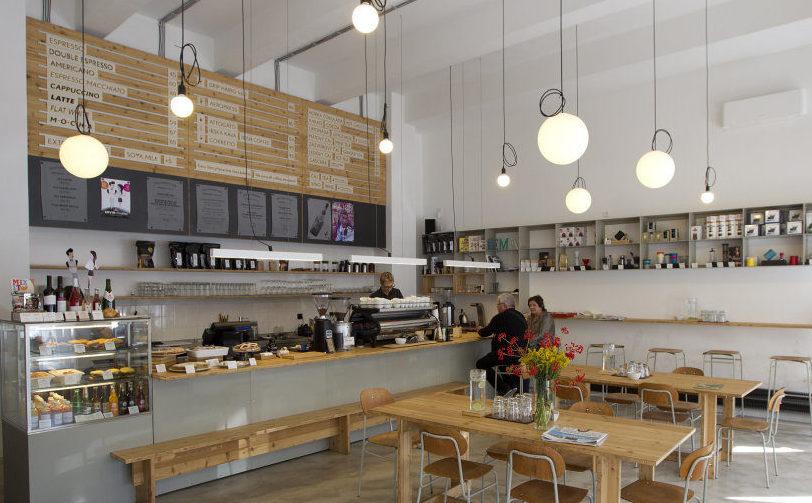 Ema Coffee Bar coffee shop prague