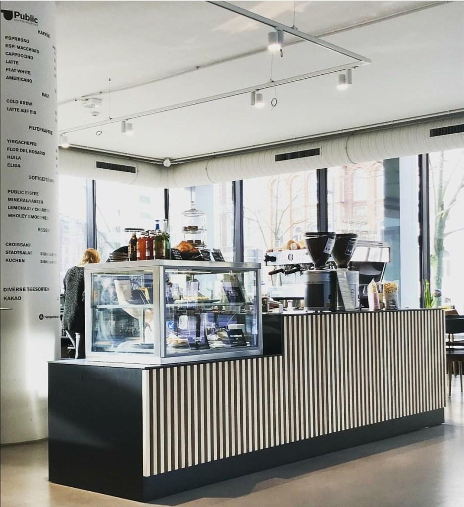 le migliori caffetterie di Amburgo - where to drink coffee in Hamburg