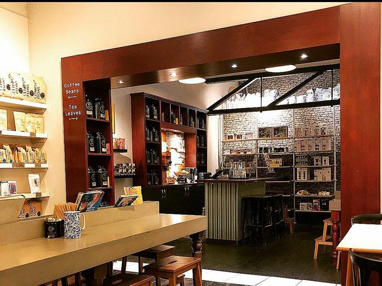 le migliori caffetterie di Dublino - where to drink coffee dublin clement pekoe