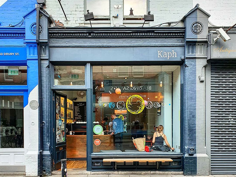 le migliori caffetterie di Dublino - where to drink coffee dublin kaph