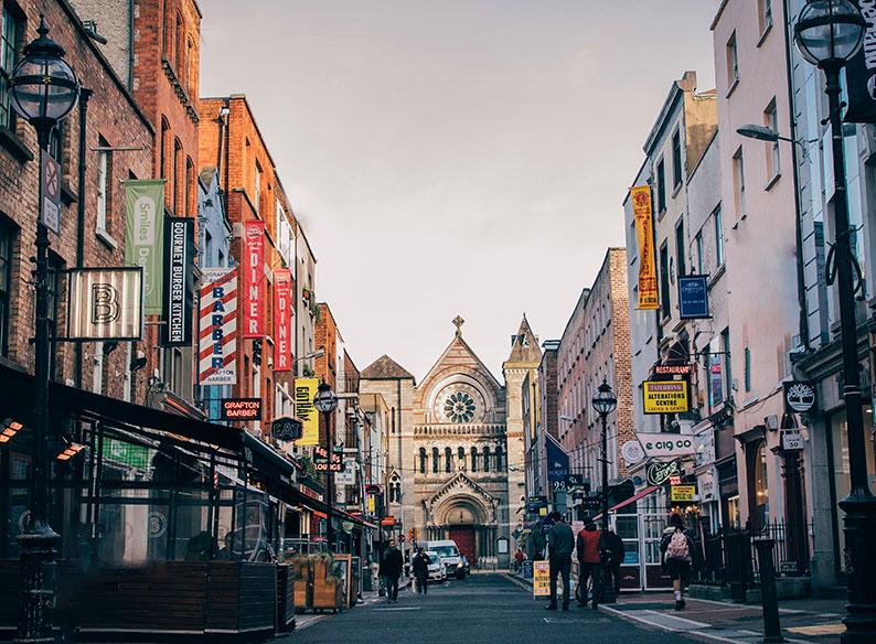 where to drink coffee - le migliori caffetterie di Dublino