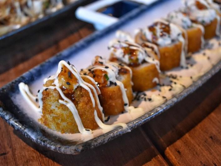 Restaurante Pai Pai. Maki Pai Pai.