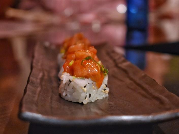 Restaurante Inari. Maki Toro
