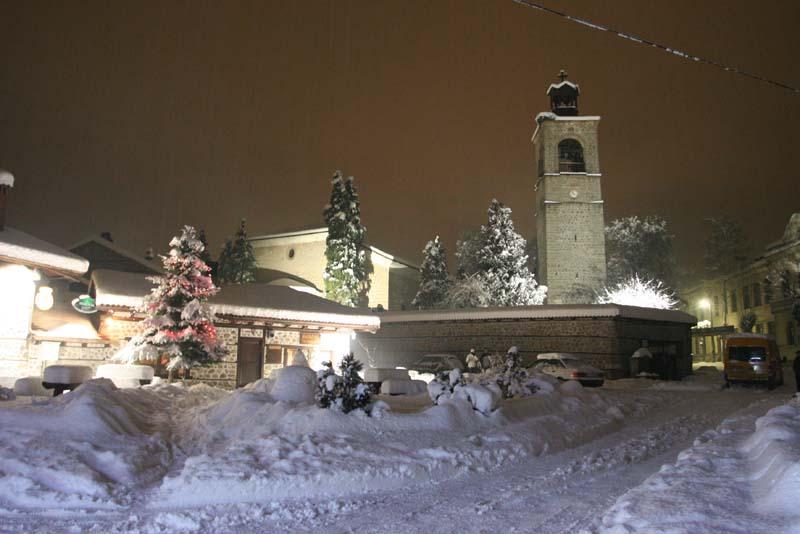 Where to Ski And Snowboard  Bansko