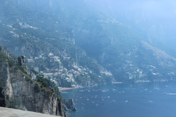 road to positano