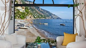 Positano Hotels on the Beach - Covo Dei Saraceni Hotel