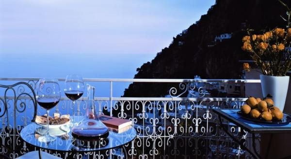 positano art hotel pasitea review