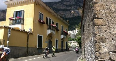 driving to positano - tips