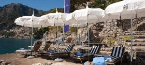 Private Beach Hotels Positano
