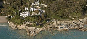hotels in positano with private beach