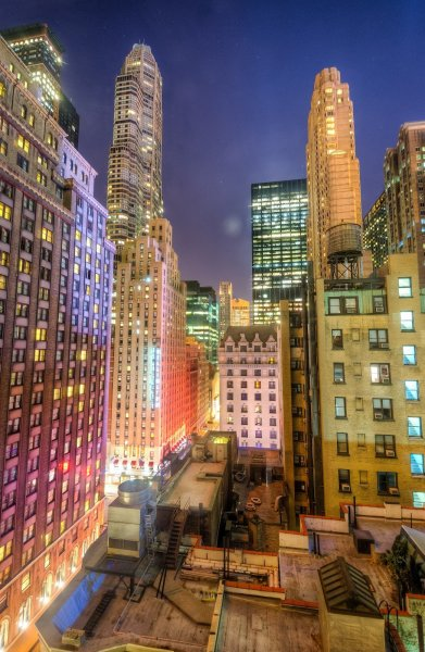 A Room View NYC William Woodward