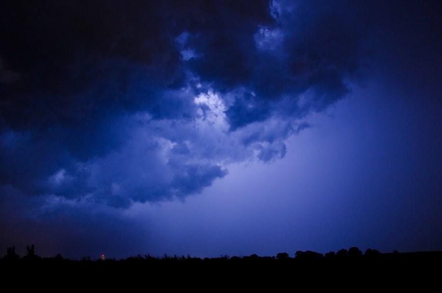 Thunderstorm Week Illinois William Woodward