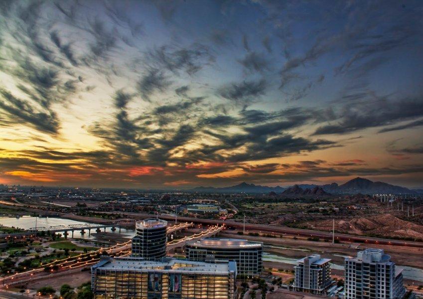 From Arizona William Woodward