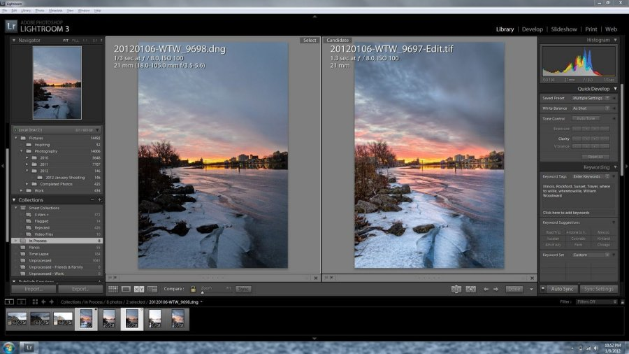 HDR Tutorial Preview