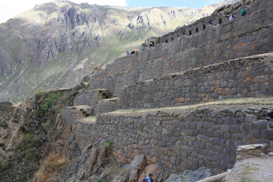 The Sacred Valley of the Incans - May 15, 2010