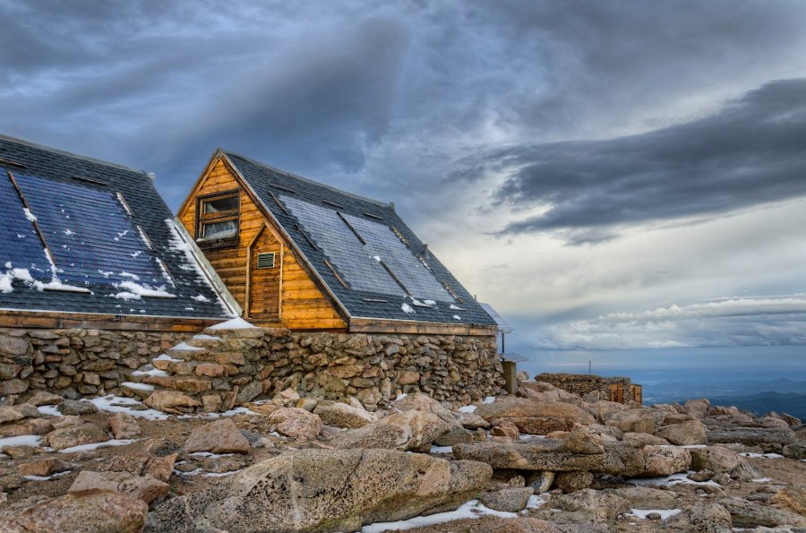 Little House Colorado William Woodward