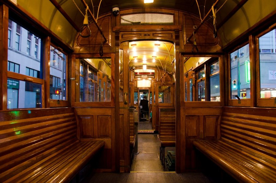 Trolley Tennessee William Woodward