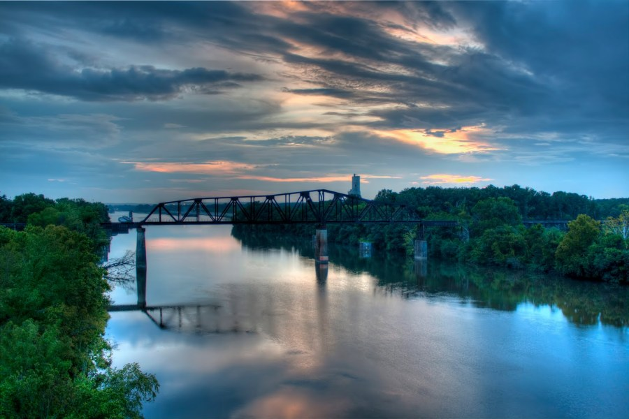 Reflections of Steel Tuscaloosa William Woodward