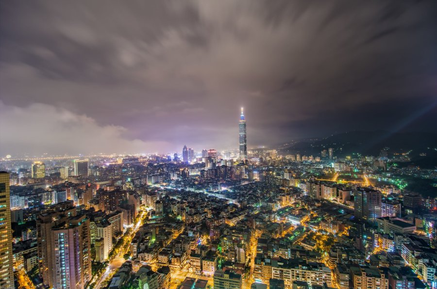 Roads to 101 Taiwan William Woodward