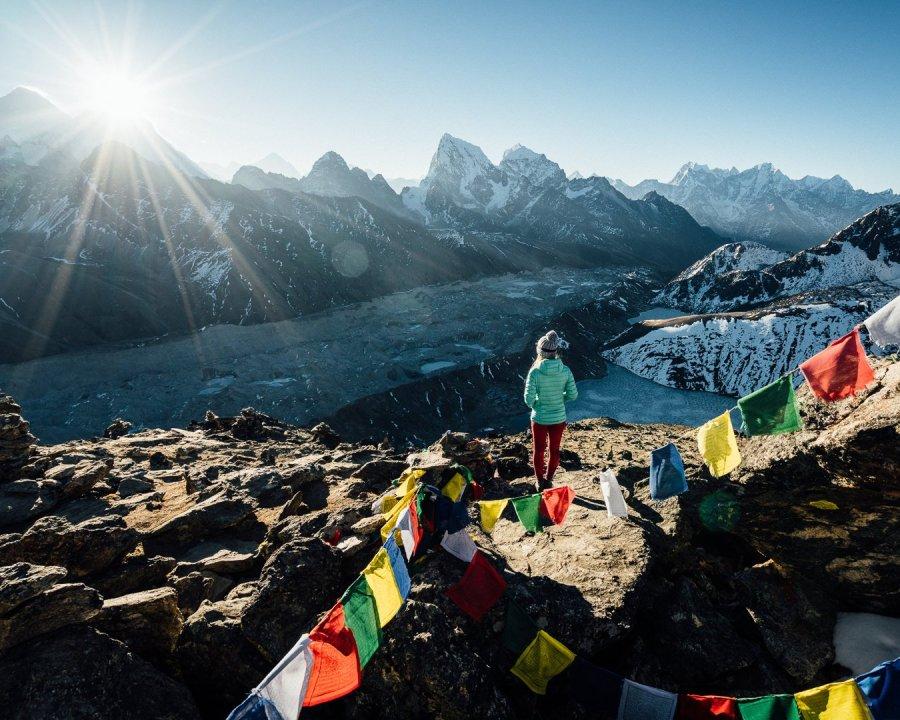 Trekking Nepal Himalaya Everest Base Camp William Woodward