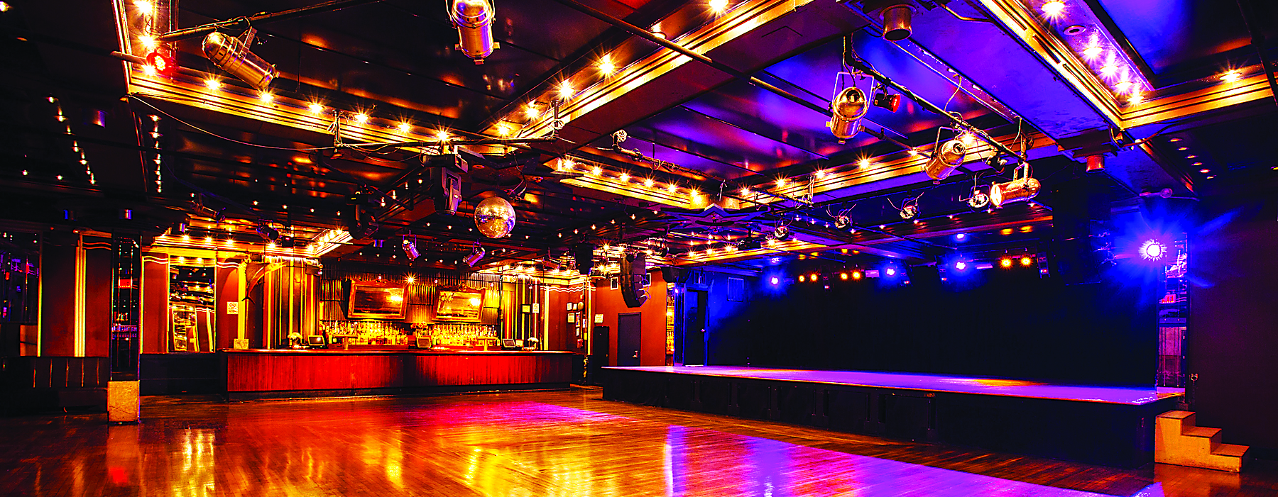 Lets Dance Clubs to Swing Tango and Rock in NYC