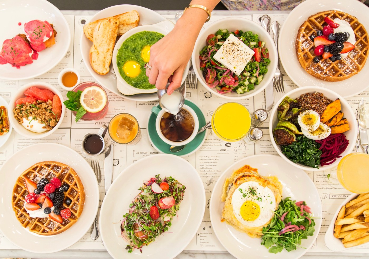 The Best Places for Weekday Brunch in NYC | WhereTraveler