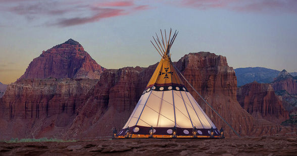 These Teepees Are The Ultimate Camping Experience